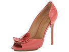 Badgley Mischka - Tarian (Coral Leather) - Footwear