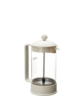 Bodum - Brazil Classic 8 Cup French Press Coffeemaker with Bonus Turbo Frother