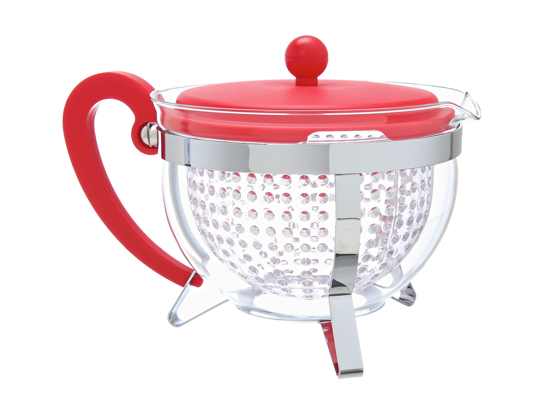 Bodum Chambord Large Teapot With Removeable Infuser 51 Oz