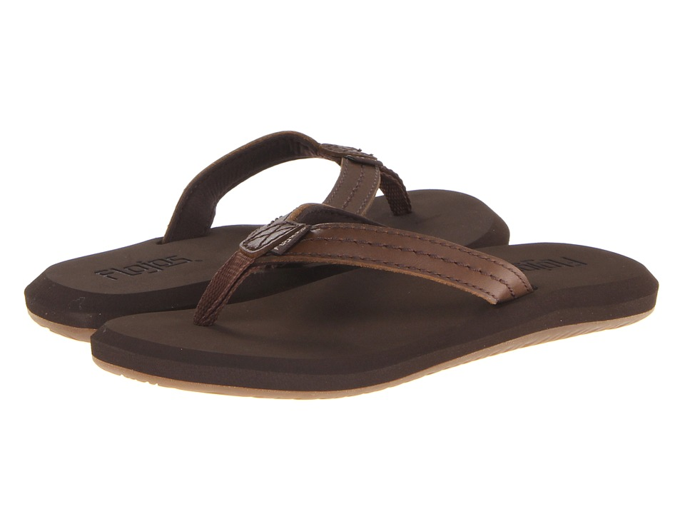 Flojos Peyton Brown Womens Sandals