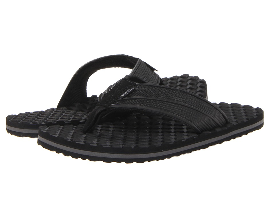 Flojos Badlands Black Mens Sandals