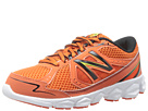New Balance Kids KJ750 Little Kid, Big Kid Orange Burst Shoes