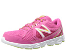 New Balance Kids KJ750 Little Kid, Big Kid Magenta Shoes