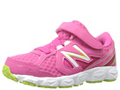 New Balance Kids KV750 Infant, Toddler Magenta Shoes