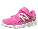 New Balance Kids KV750 Little Kid Magenta Shoes
