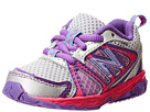 New Balance Kids KJ696 Infant, Toddler Pink, Purple Shoes