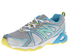 New Balance Kids KJ696 Little Kid, Big Kid Blue, Yellow Shoes