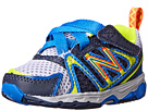 New Balance Kids KV696 Infant, Toddler Classic Blue Shoes