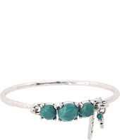 Lucky Brand - Rock N Reflect Chrysocolla Set Stone Bangle