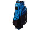 Nike Golf Performance Cart II Bag (Military Blue/Silver/Black)