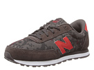 New Balance Kids KL501 Little Kid, Big Kid Black, Red Shoes
