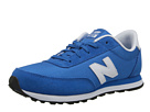 New Balance Kids KL501 Little Kid, Big Kid Blue Shoes