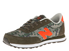 New Balance Kids KL501 Little Kid, Big Kid Green, Orange Shoes