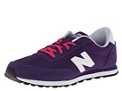 New Balance Kids KL501 Little Kid, Big Kid Purple Shoes