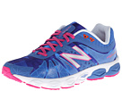 New Balance W890v4 Blue, Pink Shoes
