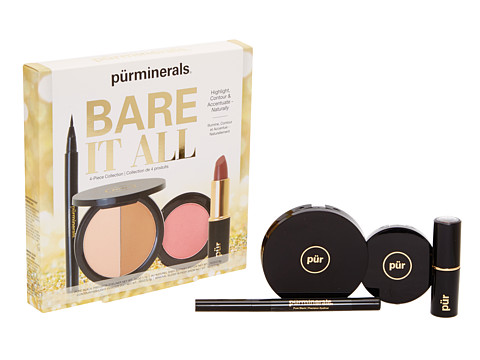 Sale alerts for purminerals Bare It All 4 Piece Collection - Covvet