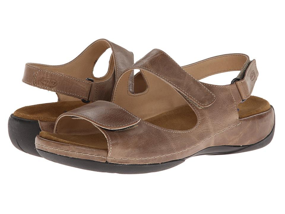 Wolky - Liana (Beach Cartago) Womens Shoes
