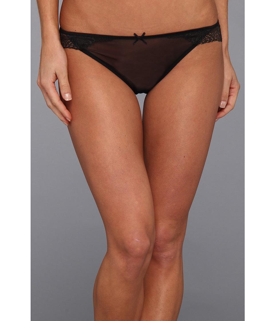 DKNY Intimates Seductive Lights Bikini Dark Black/Dark Skinny Dip Womens Underwear