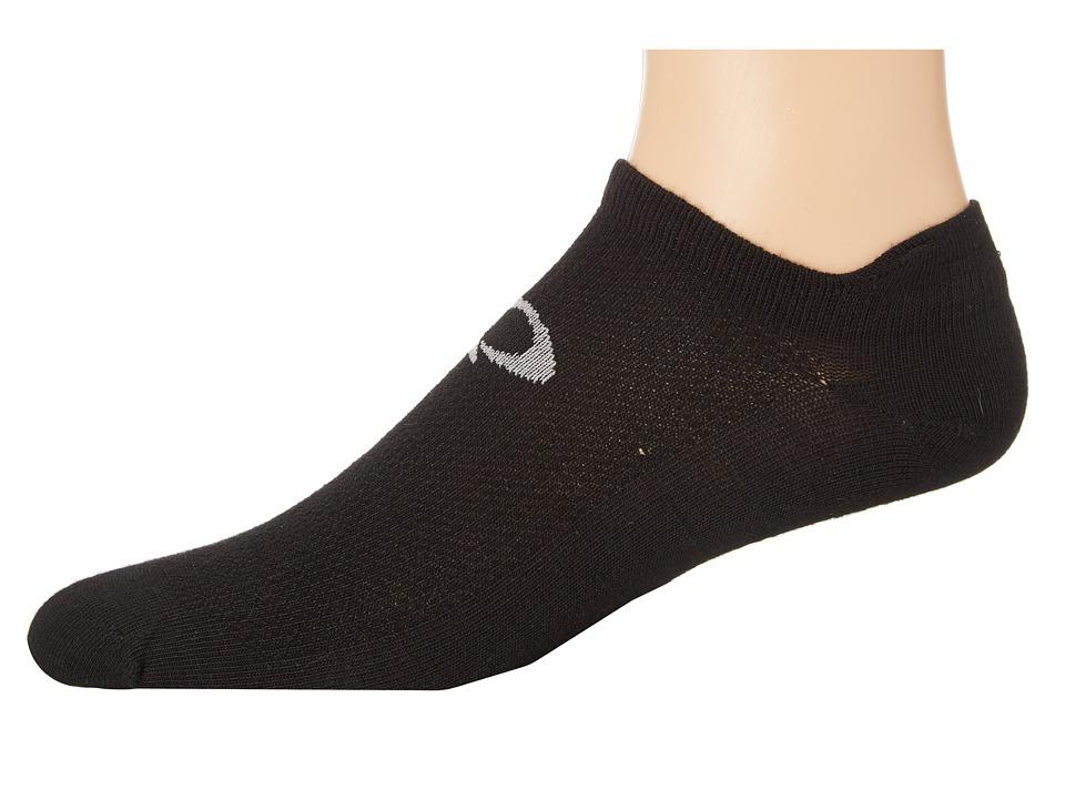 Pearl Izumi W Attack No Show Sock Black Womens Crew Cut Socks Shoes