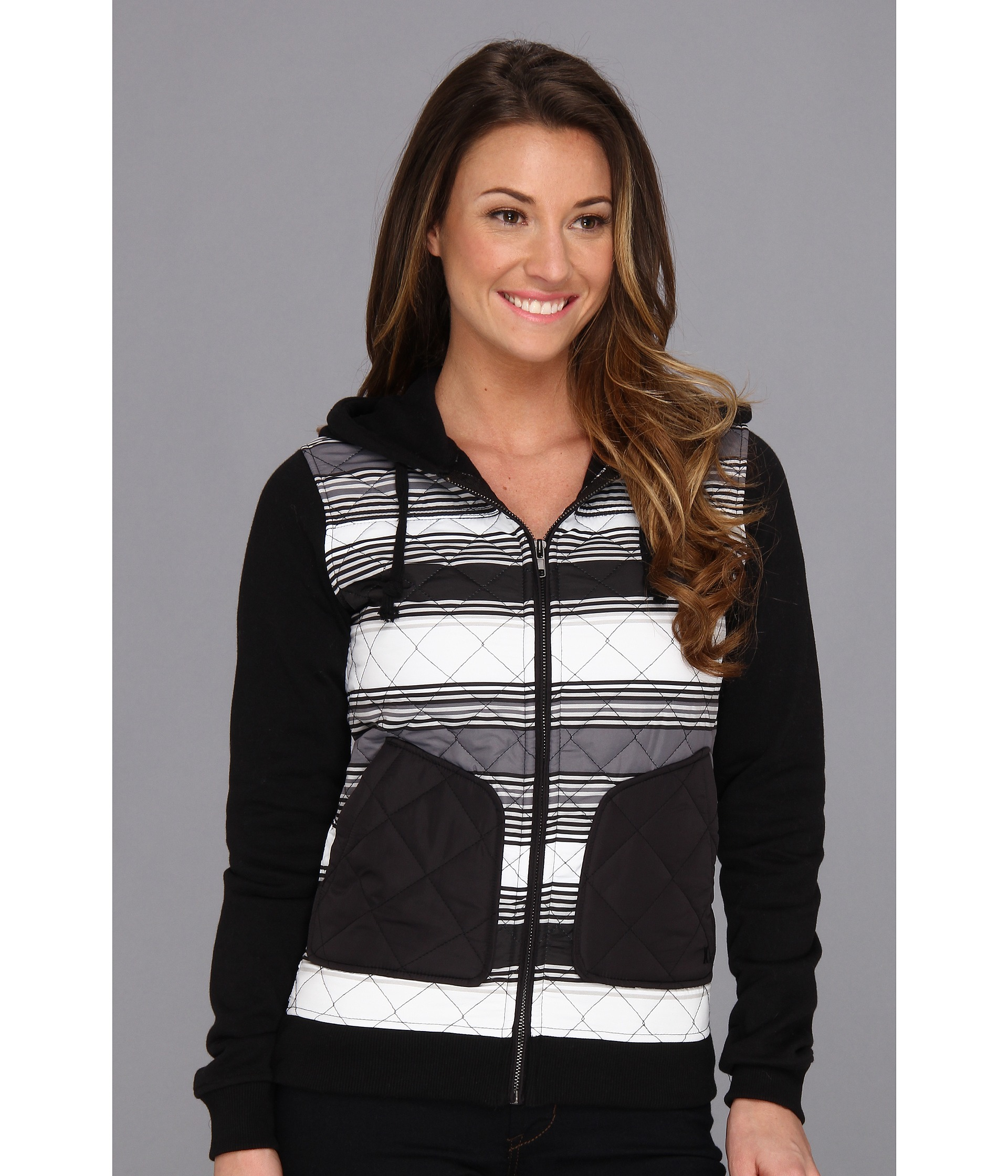 Hurley, Coats & Outerwear at 6pm.com