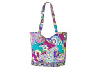Vera Bradley - Bucket Tote (Heather) - Bags and Luggage