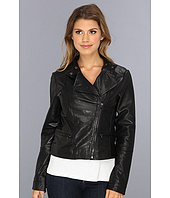 Trina Turk - Aisha Leather Jacket