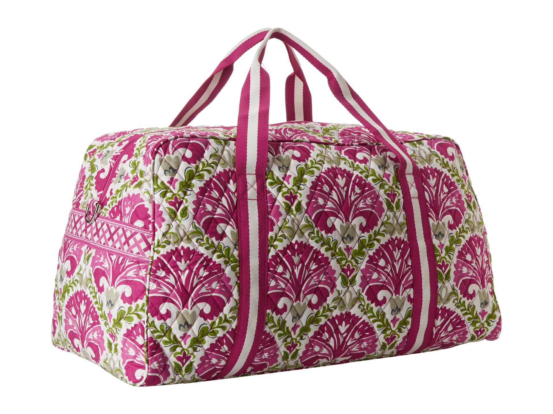 VERA BRADLEY BAG. Trending Deals Hot deal. 40% Off $ $ Vera Bradley LARGE DUFFEL TRAVEL BAG