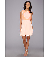 Ted Baker - Vember Lace Detail Color Block Dress