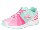 New Balance Kids KJ890v3 Big Kid Mint Shoes