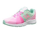 New Balance Kids KJ890V3 Little Kid Mint Shoes