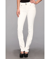 Paige - Hidden Hills Straight in Optic White