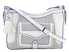 Jessica Simpson - Mercer Crossbody (Cotton White) - Bags and Luggage