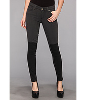 Paige - Cara Zip Ultra Skinny in Concrete