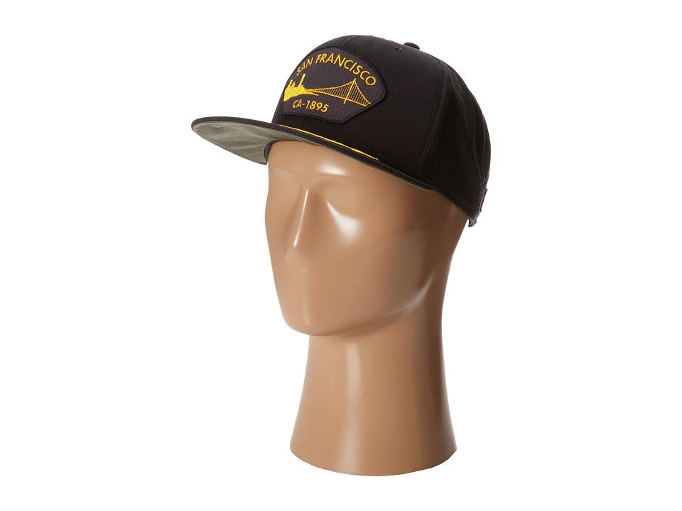 Goorin Brothers Tug Boat (Black) Baseball Caps