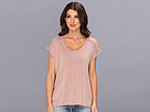 Elie Tahari - Camilla Knit Top E1533524 (Mars Clay) - Apparel