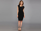 Elie Tahari - Kyler Dress (Black) - Apparel