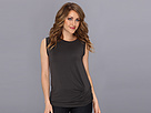 Elie Tahari - Lucy Knit Top ED533503 (Metal Wire) - Apparel