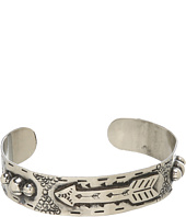 Gypsy SOULE - Antiqued Arrow Cuff