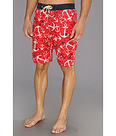 Sperry Top-Sider - Holding Steady E-Boardshort w/ Liner