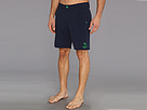 Sperry Top-Sider - Spirit of the Sea Solids Hybrid Watershort (Navy) - Apparel