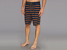 Sperry Top-Sider Sailor Stripe E-Boardshort w/ Liner