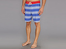 Sperry Top-Sider - Sailaway Stripe Boardshort (Denim) - Apparel