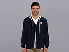 Sperry Top-Sider - Solid Zip Up Hoodie (Navy) - Apparel
