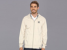 Sperry Top-Sider - Solid Zip Up Hoodie (Dove) - Apparel