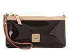 Dooney & Bourke Patent Large Slim Wristlet