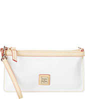 Dooney & Bourke - Patent Large Slim Wristlet