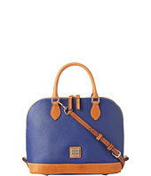 Dooney & Bourke - Pebble Zip Zip Satchel