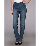 Jag Jeans - Peri Pull-On Straight in Salt Wash