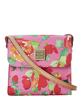 Dooney & Bourke - Coated Cotton Rose Garden Letter Carrier