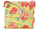 Dooney & Bourke Coated Cotton Rose Garden Letter Carrier